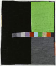 Back of quilt by Liz Jaff | JaffWorks