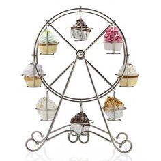 Ferris Wheel Cupcake Server for $66.00