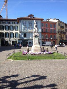 Stätdchen Verbania Italy