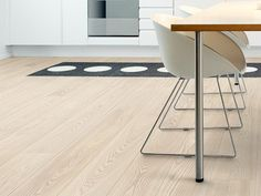 Laminate flooring with wood effect NATURAL ASH - Pergo