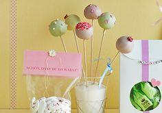 Cake Pops: Rezept & Deko - [LIVING AT HOME]