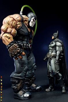 Bane (DC Universe) Custom Action Figure by Toycoker