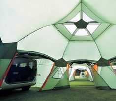 Decagon Tent