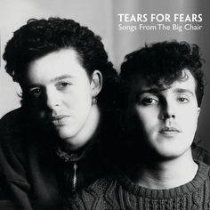 Disco de Vinil Tears For Fears Songs From the Big Chair Music Rock, 80s Music, Rock & Pop, Pop Rocks, Stevie Wonder, Lp Vinyl, Vinyl Records, Rock Internacional, Historia Do Rock