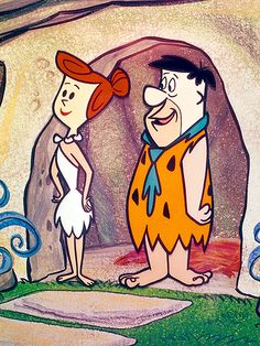 Columnist Sally Jenkins compared Ray Rice to Fred Flintstone, and one Flintstones fan felt compelled to correct the record Good Cartoons, Best Cartoons Ever, Old School Cartoons, Famous Cartoons, Animated Cartoons, Classic Cartoon Characters, Cartoon Tv Shows, Classic Cartoons, Vintage Cartoon
