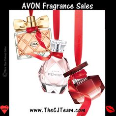 Avon Campaign 24 Fragrance Sales! #Avon has been dazzling their customers since 1886 when David H. McConnell founded the California Perfume Company.  Prices starting @ $4. Several times a year Avon launches exclusive, custom scents that are only available through your Avon Representative. #CJTeam #Imari #FarAway #LittleBlackDress #Gifts #GiftSets #Femme #Luck #Cologne #Fragrance #Perfume #Sale #C24 #Gift #Passion Shop Avon Fragrance Sales Online @ www.TheCJTeam.com