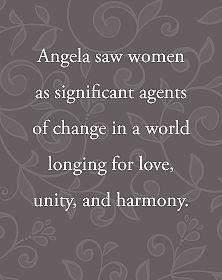 st angela merici quotes - Google Search St Angela Merici, Agent Of Change, Unity, Catholic, Saints, Ursula, Quotes, Mary, Feminine