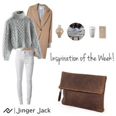 Inspiration of the Week with Jinger Jack Fold Over Clutch in Waxy Brown! Foldover Clutch, South Africa, Leather Bag, Ootd, Brown, Bags, Inspiration, Collection, Fashion