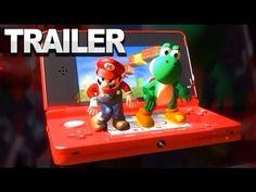Nintendo Dubstep Experience 3D - Debut Trailer
