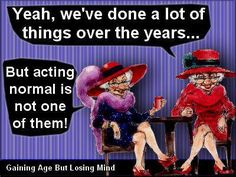 """All you """"Boerne Babe Red Hatters""""! I think this is meant for all of us - I miss you! Friends Forever, Best Friends, Red Hat Club, Red Hat Ladies, Red Hat Society, The Best Is Yet To Come, Red Hats, Girl With Hat, Funny Signs"""