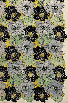 Raoul Dufy - textile design