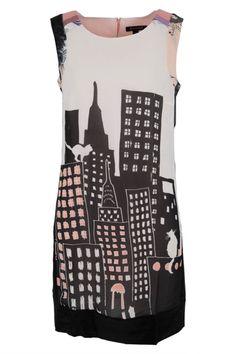 st-martins Tanis Skyline dress - brilliant style but peach my enemy.