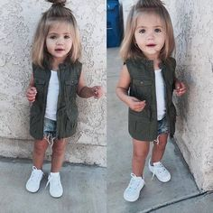 Discover the latest fashion trends for the most stylish kids.