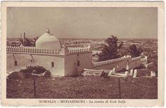 Somalia – Mogadiscio – La tomba di ScekSuffi