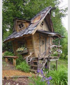 Cute fairy land fun house for kids   Love it? Like it! <3