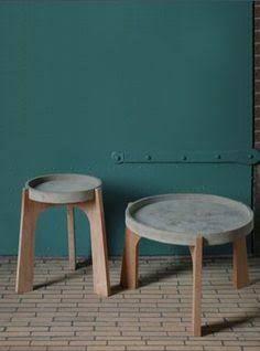 Resultado de imagem para cement stools