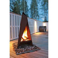 tipi | eldstad | grill | gardenfire