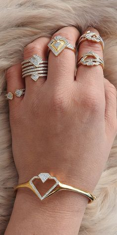 Diamonds Unleashed by Kara Ross jewelry collection for HSN. See it now at http://gohsn.co/blgz7
