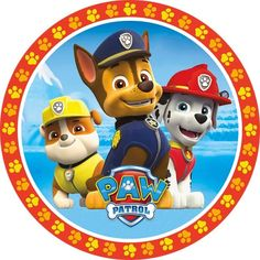 Our Paw Patrol party supplies won't disappoint when you throw them the greatest Paw Patrol party of all time! Birthday Express contributes all the Boys & Girls Party Supplies you need to ensure this day is special! Imprimibles Paw Patrol, Paw Patrol Clipart, Paw Patrol Party Supplies, Paw Patrol Cake Toppers, Cupcake Toppers, Cumple Paw Patrol, Winnie, Paw Patrol Birthday, Birthday Box