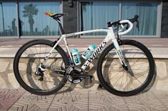 Exclusive: First images of #Kwiatkowski's 2015 #Specialized #SWorks #Tarmac - Michal Kwiatkowski's 2015 S-Works Tarmac