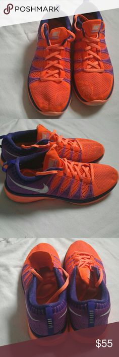 Nike sneakers Pre Used flyknit lunar 2 Nike Nike Shoes Athletic Shoes