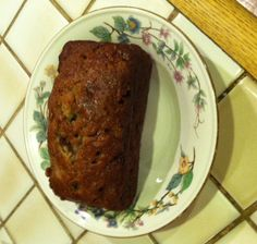 "Zippy Zucchini Bread - All the ingredients to make this a ""zippy"" favorite.  The addition of cranberries, oranges, and other fruits and ""spices"" make this an original and easy special treat!"