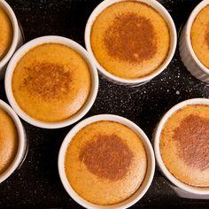 Pumpkin Pie Flans Recipe