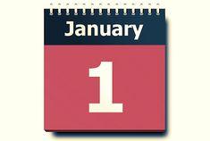 Amilyen az újév napja, olyan lesz az esztendő