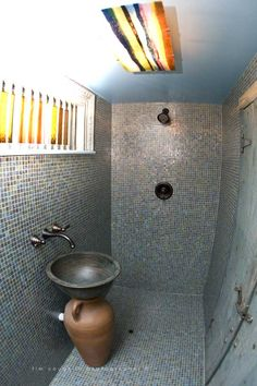 Open Bathroom design.  kunz-may-bl-08-0158