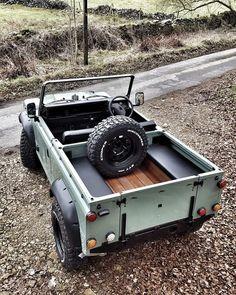 Land Rover 88, Land Rover Series 3, Landrover Defender, Defender 110, Offroader, Automobile, 4x4 Trucks, Farm Trucks, Volkswagen
