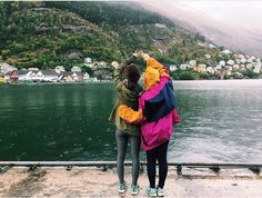 Phi Sigma Rho all the way from Norway!
