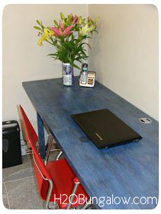 Ikea Hack Desk Part #1