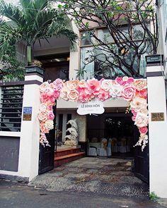 #wedding #style #decoration #engagementday #getmarried #paperflowers #handmade…