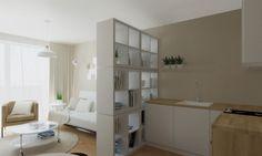 Küchen Raumtrennung Wohnzimmer