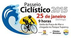 Passeio de verão mobiliza dezenas de ciclistas de Arroio do Sal no próximo domingo