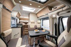 Slideout Wohnmobil 5,99 m Länge mit Einzelbetten in voller Länge - http://blog.reimo.com/slideout-wohnmobil-599-m-laenge-mit-einzelbetten-in-voller-laenge/