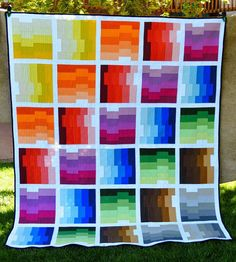 Off Kilter Quilt Free Tutorial