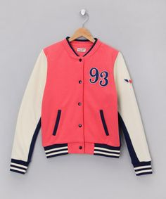 41126606983d12 11 Awesome Girl s Baseball Jacket images