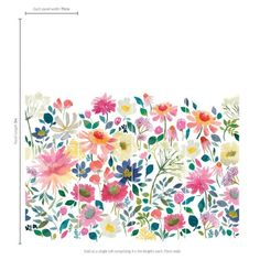 Watercolour Wallpaper - Floral & Patterned | bluebellgray Watercolor Wallpaper, Watercolor Design, Watercolour, Green Lounge, Floral Pattern Wallpaper, Bluebellgray, Dose Of Colors, Scale Design, Wallpaper Samples