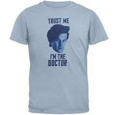 Doctor Who - Trust Me I'm the Doctor Soft T-Shirt