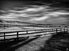 Santa Barbara (in Black & White)