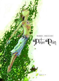Massimiliano Frezzato: Peter Pan
