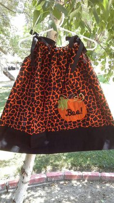 Check out this item in my Etsy shop https://www.etsy.com/listing/264908164/pillowcase-dress-halloween-fall-inspired