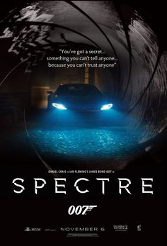 """You 've got a secret. Because you can't trust anyone"" - Spectre Best James Bond Movies, James Bond Movie Posters, James Bond Quotes, James Band, Cant Trust Anyone, Harry Osborn, Bond Series, All Jokes, Bond Girls"