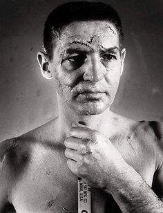 Terry Sawchuk: A Face Only a Hockey Puck Would Love  Some of the older folks here may remember Terry Sawchuk, the Red Wings goalie during the 1950's. He played with Gordie Howe, Ted Lindsay, Alex...