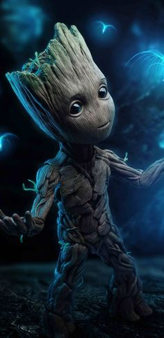 baby groot wallpaper by tornhawk - - Free on ZEDGE™ Baby Groot, Iron Man Wallpaper, Black Wallpaper, Marvel Drawings, Disney Drawings, Cute Disney Wallpaper, Cute Cartoon Wallpapers, Kawaii Wallpaper, Superhero Poster
