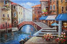 venice painting - Google Search