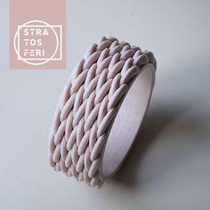 Archventil Stratosferi. 3D-Printed Bracelets.
