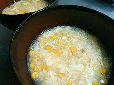 とろとろ◎コーン卵スープの画像