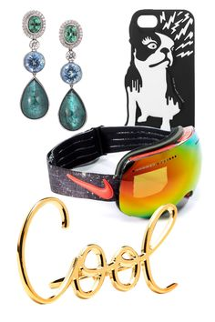 50 Awesome Accessories to Satisfy Your Every Need  I want the Lanvin 'Cool' Ring, $875.00 farfetch.com